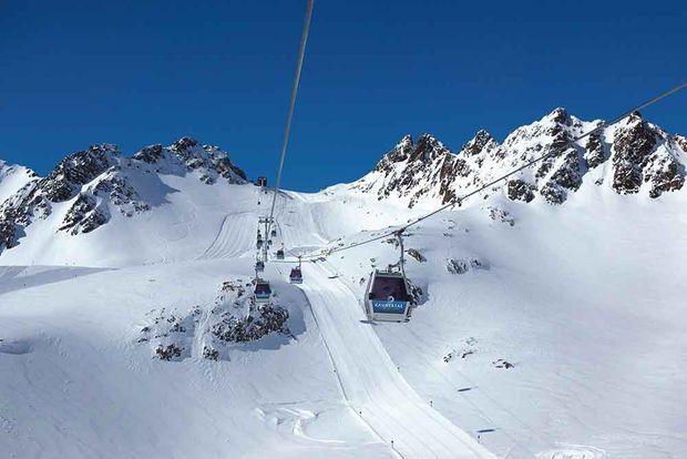 Radfahren Kaunertal Wandern Skifahren